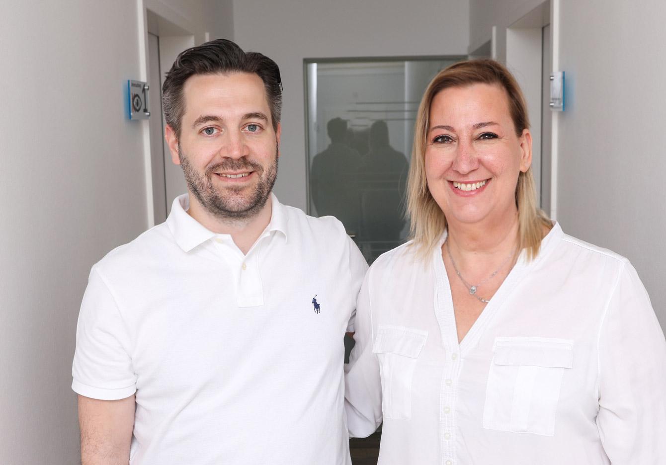 Dr.med. Despina Kokkinou Dr. med. Ioannis Doulgkeridis